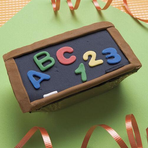 Learning the Basics Mini Cake