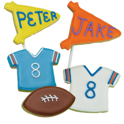 Cookies for the Kickoff