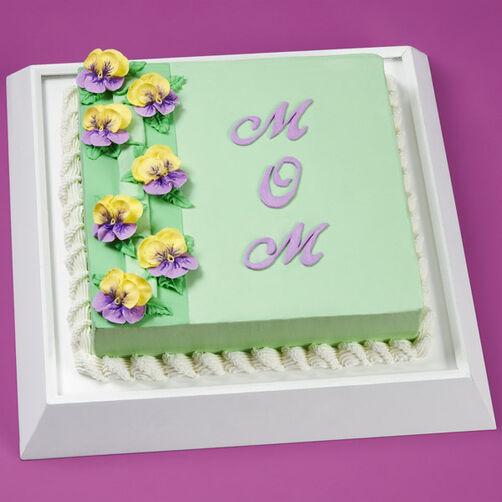 Pansy Panache Cake