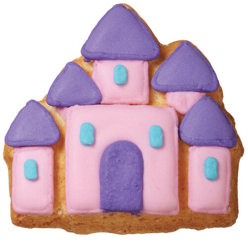 Charming Castle Cookies