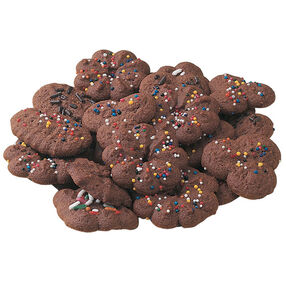 Chocolate Spritz Cookies