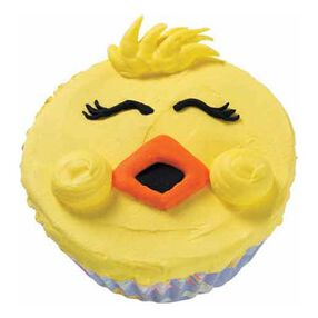 Quick Chick Cupcakes
