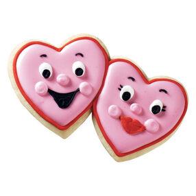 Loving Couple Cookies