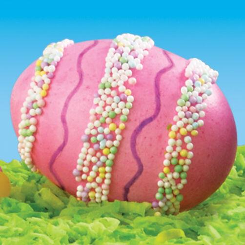 Spring Nonpareils Easter Egg