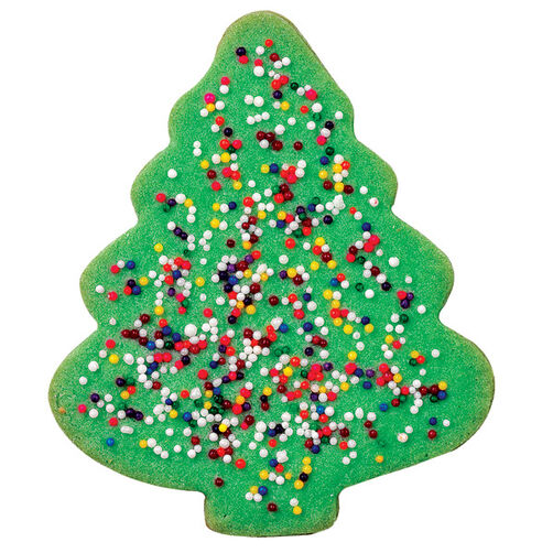 Go Green Tree Cookie