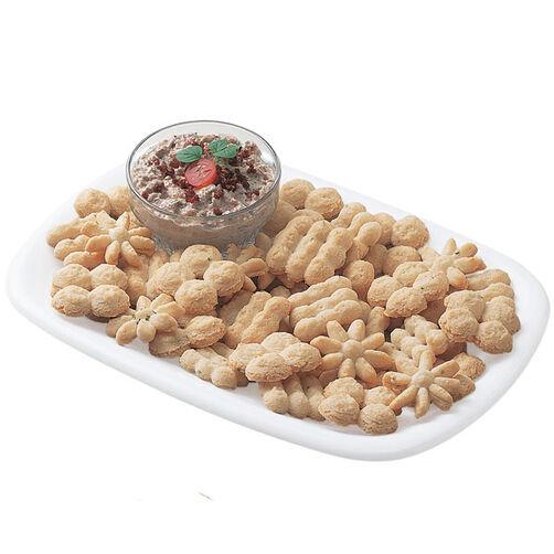 Potato Chip Spritz Cookie