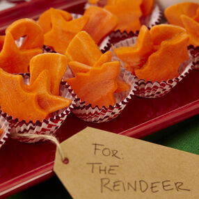 Reindeer Carrot Treats