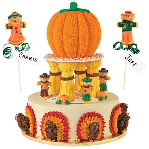 Prize-Winning Pumpkin Cake