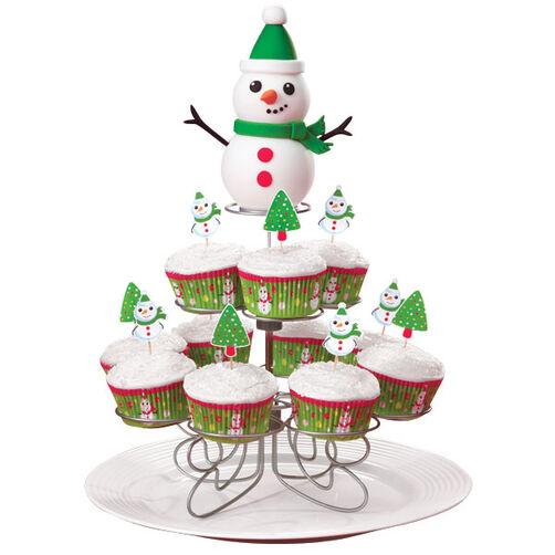 Snow-Capped Treats Cupcakes