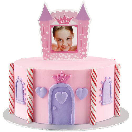 Prettiest Princess Cake