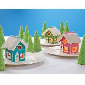 Rainbow Residences Gingerbread House