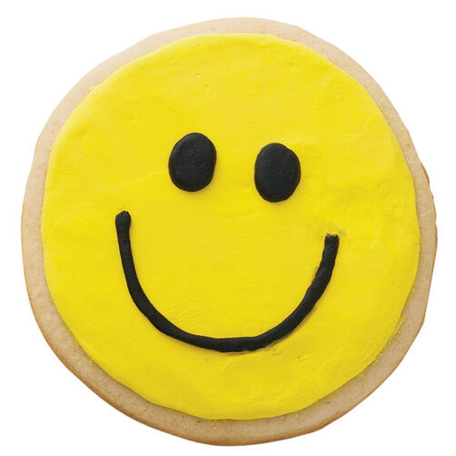Smiling Sweetly Cookie