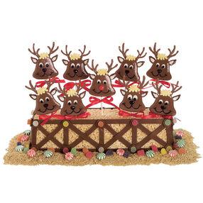 Playing Reindeer Games Desserts