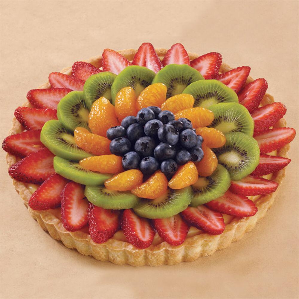 Mixed Fruit Tart Recipe Wilton
