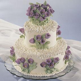 Tulip Splendor Cake