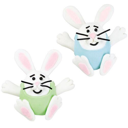 Bunny Hugs Mini Cakes