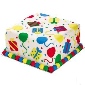 High-Flying Fun! Cake