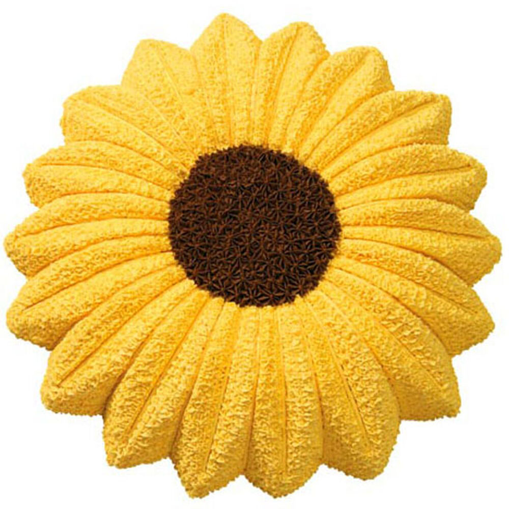 Sunflower Cake Wilton