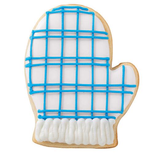 Festive Plaids Cookie