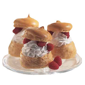 Cream Puffs & Eclairs
