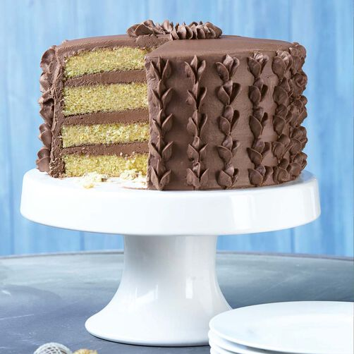 Wilton Golden Yellow Cake Recipe