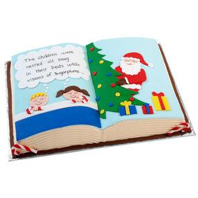 The Story of Christmas Eve Dreams Cake