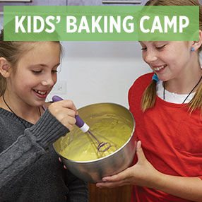 Kids Baking Camp