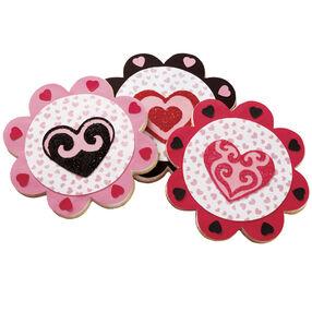 Sweet Scallops Valentine's Day Cookies