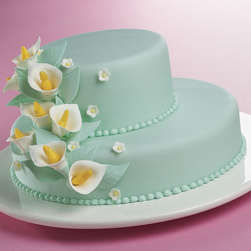 Lily Legend Cake Wilton