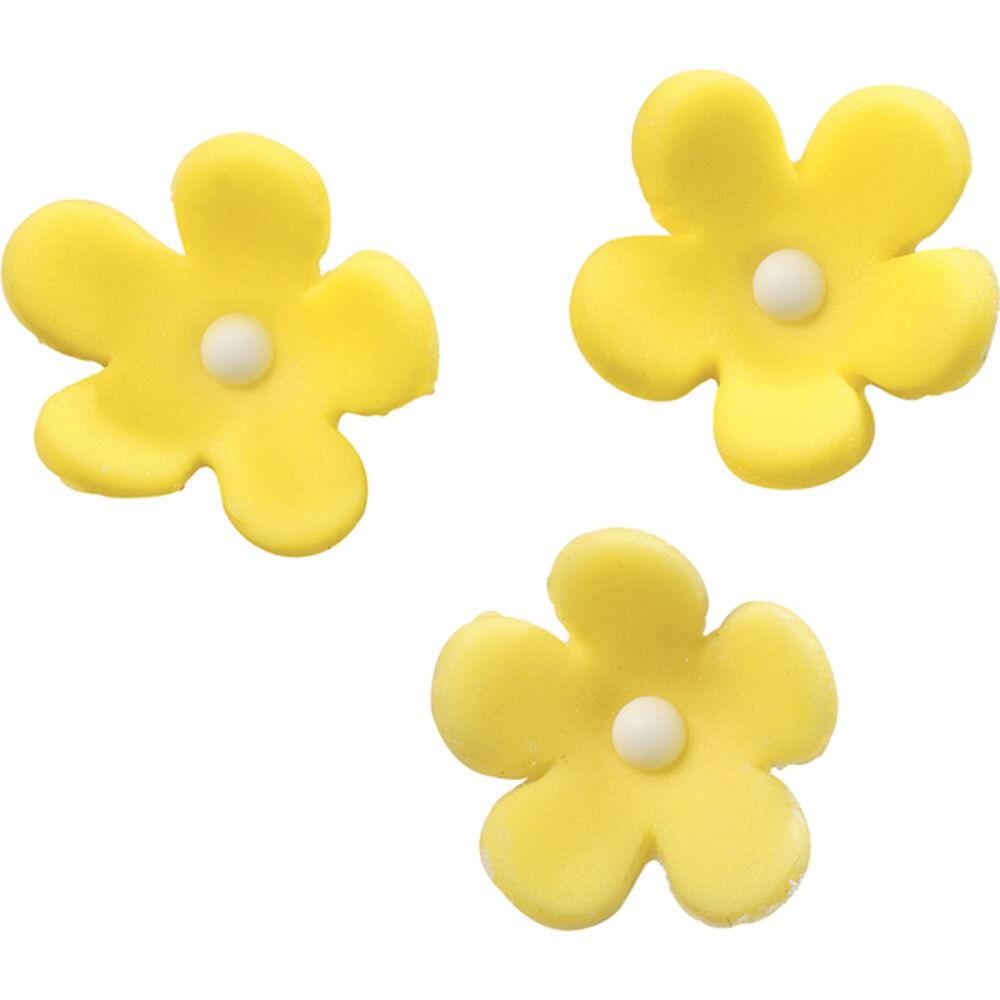 Fondant Blossom Flowers Wilton