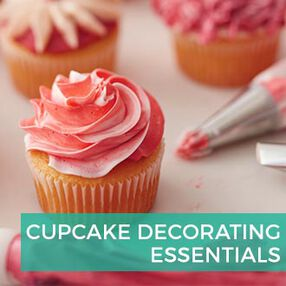 Cupcake Decorating Essentials