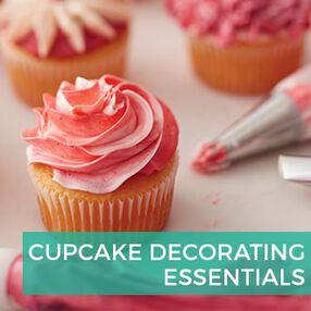 Essentials Of Cake Decorating : In Person Cake Decorating Classes Wilton