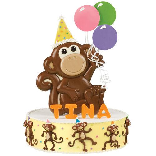 Monkey Shines! Cake