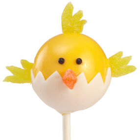 U Crack Me Up, Chicky Cake Pops