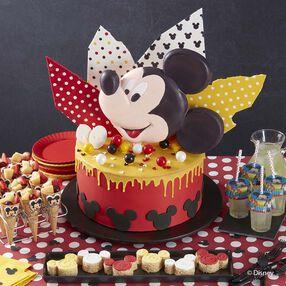 Wilton Mickey Mouse Club Cake
