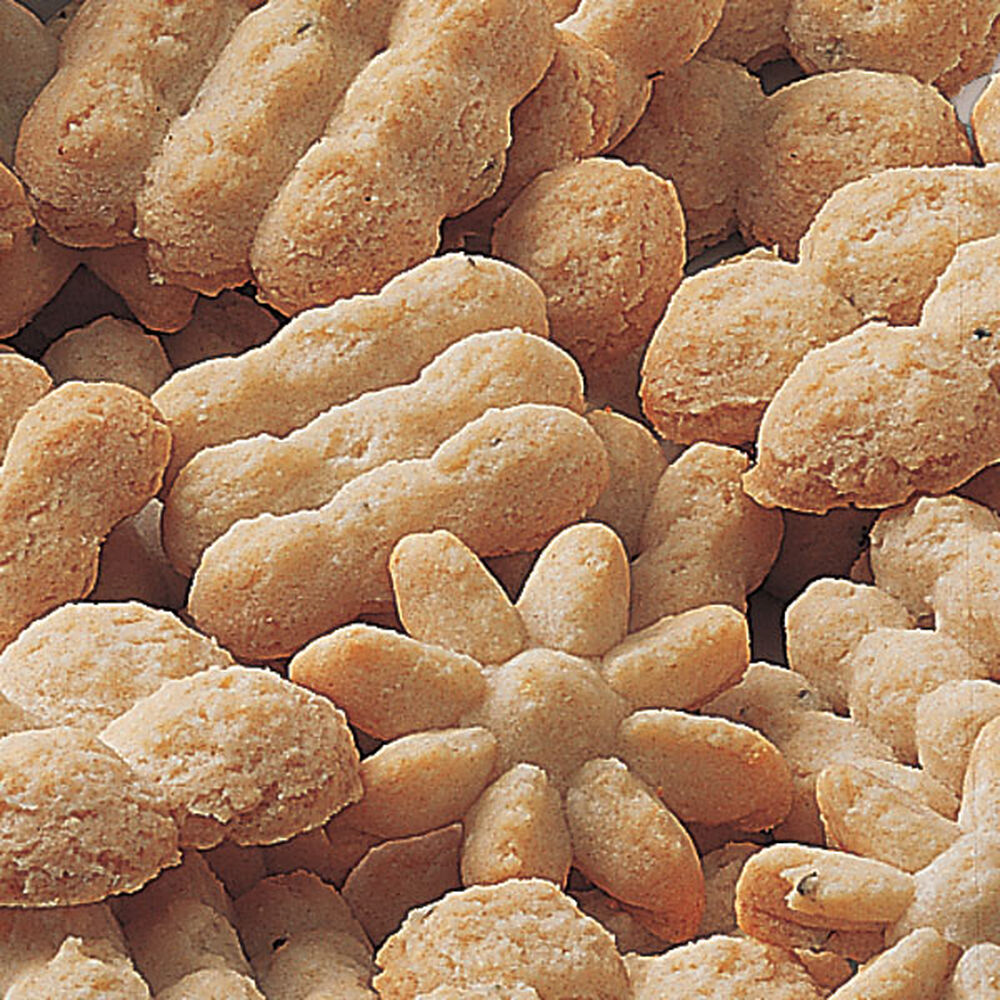 Peanut Butter Spritz Cookies Recipe | Wilton