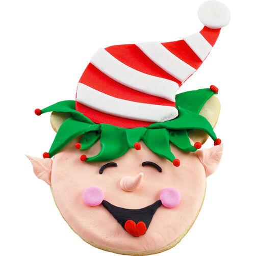 He?s An Elf-Made Man Cookie