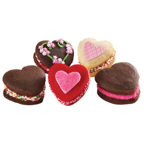 Love-Filled Whoopie Pies