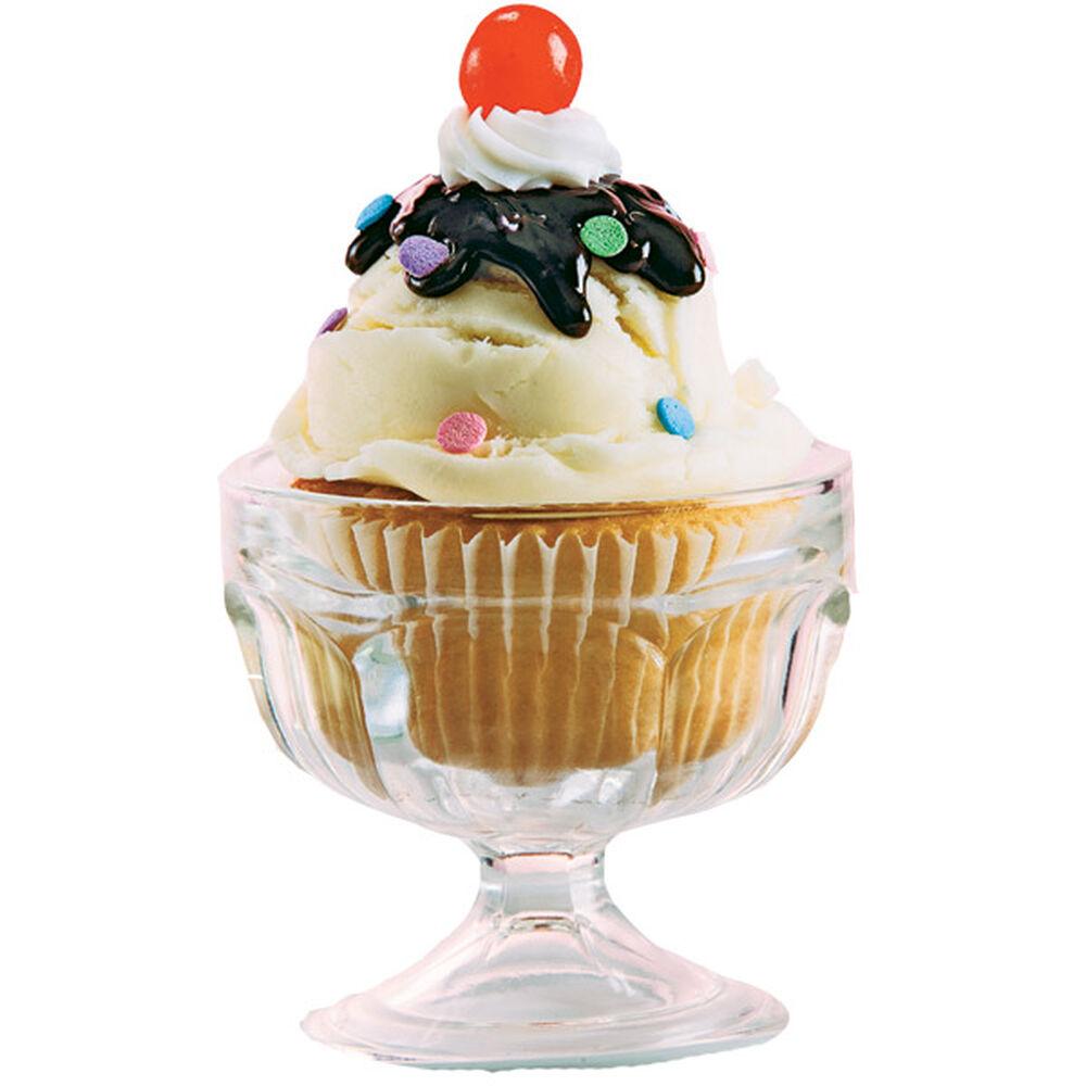 Sundae Fun Cupcakes Wilton