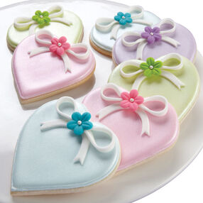 Color-Cued Cookies