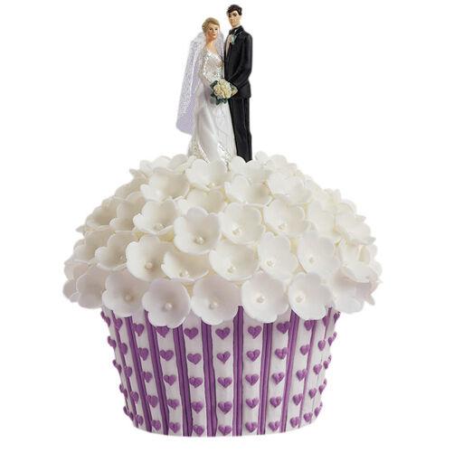 A Pedestal of Petals Cake