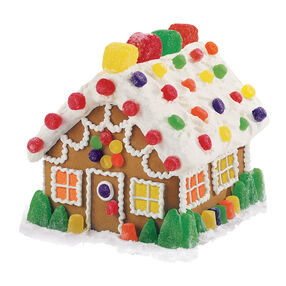 Candy Classic Gingerbread House