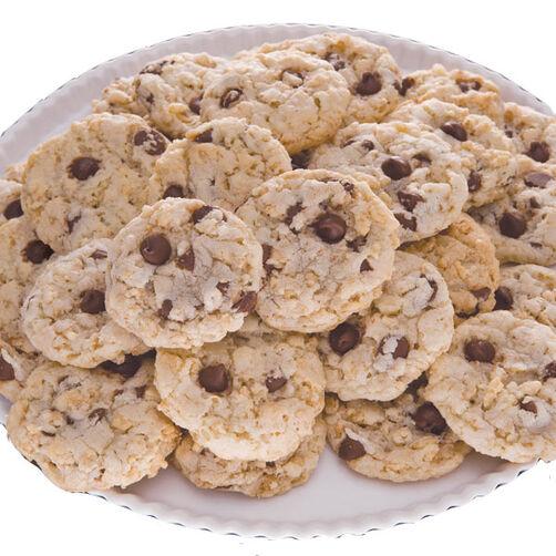 Crunchy Jumbles Cookies