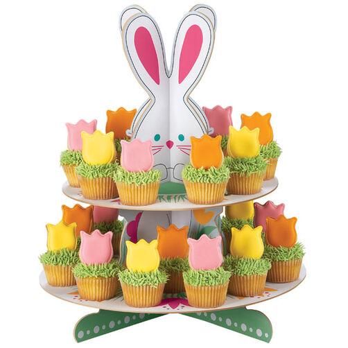 Tulip Time Cupcakes