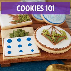 Cookies 101 Class