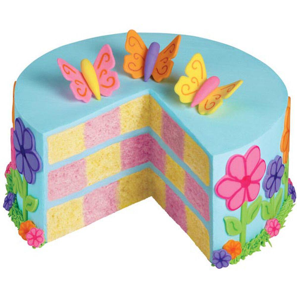 Mini Rainbow Cake Moule Silicone