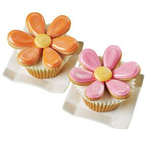 Petal-Perfect Cupcakes