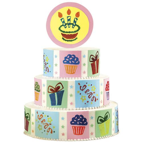 Stampin? Celebration Cake