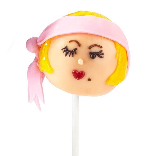 The It Girl Cake Pops