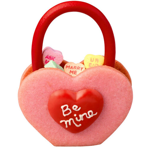 Get Carried Away! Valentine Cookie